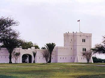 Namutoni Fort falling apart | Informante